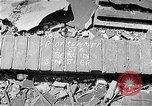 Image of bombed railway station Berlin Germany, 1945, second 1 stock footage video 65675069009