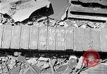 Image of bombed railway station Berlin Germany, 1945, second 2 stock footage video 65675069009