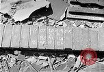 Image of bombed railway station Berlin Germany, 1945, second 3 stock footage video 65675069009