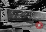 Image of bombed Reihn Metal Plant Berlin Germany, 1945, second 2 stock footage video 65675069010