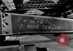 Image of bombed Reihn Metal Plant Berlin Germany, 1945, second 3 stock footage video 65675069010