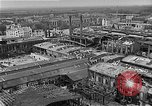 Image of bombed Reihn Metal Plant Berlin Germany, 1945, second 8 stock footage video 65675069010