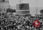 Image of annual Grape Festival Marino Italy, 1930, second 11 stock footage video 65675069013