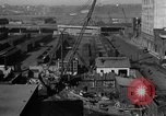 Image of construction workers New York United States USA, 1935, second 11 stock footage video 65675069018