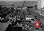 Image of construction workers New York United States USA, 1935, second 12 stock footage video 65675069018