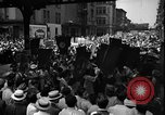 Image of protest against war New York United States USA, 1935, second 5 stock footage video 65675069019