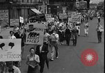 Image of protest against war New York United States USA, 1935, second 12 stock footage video 65675069019