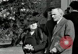 Image of Henry Ford Dearborn Michigan Greenfield Village USA, 1937, second 6 stock footage video 65675069033