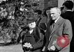 Image of Henry Ford Dearborn Michigan Greenfield Village USA, 1937, second 7 stock footage video 65675069033