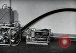 Image of portable pumping equipment United States USA, 1950, second 10 stock footage video 65675069048