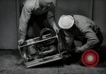 Image of gasoline handy billy United States USA, 1950, second 4 stock footage video 65675069049