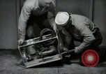 Image of gasoline handy billy United States USA, 1950, second 8 stock footage video 65675069049