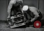 Image of gasoline handy billy United States USA, 1950, second 9 stock footage video 65675069049