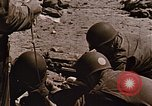 Image of US Marine amphibious assault on Tarawa Tarawa Gilbert Islands, 1943, second 1 stock footage video 65675069060
