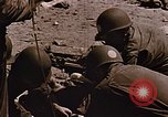 Image of US Marine amphibious assault on Tarawa Tarawa Gilbert Islands, 1943, second 5 stock footage video 65675069060
