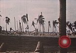 Image of United States Marines mopping up operations Tarawa Gilbert Islands, 1943, second 7 stock footage video 65675069062
