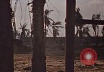 Image of United States Marines mopping up operations Tarawa Gilbert Islands, 1943, second 10 stock footage video 65675069062