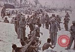 Image of Japanese prisoners of war Tarawa Gilbert Islands, 1943, second 1 stock footage video 65675069064