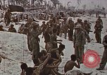 Image of Japanese prisoners of war Tarawa Gilbert Islands, 1943, second 2 stock footage video 65675069064