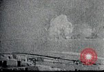 Image of USS Shaw forward magazine explosion during attack Pearl Harbor Hawaii USA, 1941, second 1 stock footage video 65675069069