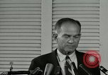 Image of William Fulbright United States USA, 1963, second 2 stock footage video 65675069093