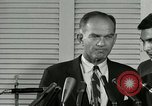 Image of William Fulbright United States USA, 1963, second 5 stock footage video 65675069093