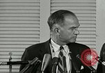 Image of William Fulbright United States USA, 1963, second 7 stock footage video 65675069093