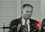 Image of William Fulbright United States USA, 1963, second 8 stock footage video 65675069093
