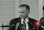 Image of William Fulbright United States USA, 1963, second 11 stock footage video 65675069093