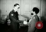 Image of Prince Bernhard Ethiopia, 1953, second 11 stock footage video 65675069097