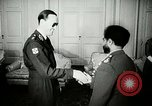 Image of Prince Bernhard Ethiopia, 1953, second 12 stock footage video 65675069097