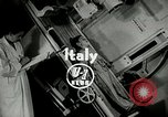 Image of Worlds first motion picture X-Ray Italy, 1953, second 1 stock footage video 65675069098