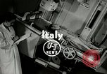Image of Worlds first motion picture X-Ray Italy, 1953, second 4 stock footage video 65675069098