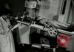 Image of Worlds first motion picture X-Ray Italy, 1953, second 6 stock footage video 65675069098