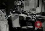 Image of Worlds first motion picture X-Ray Italy, 1953, second 7 stock footage video 65675069098