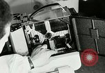 Image of Worlds first motion picture X-Ray Italy, 1953, second 9 stock footage video 65675069098