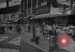 Image of Shoppers in Washington DC in 1930s Washington DC USA, 1936, second 2 stock footage video 65675069105