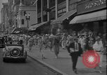 Image of Shoppers in Washington DC in 1930s Washington DC, 1936, second 5 stock footage video 65675069105