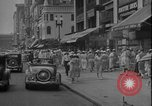 Image of Shoppers in Washington DC in 1930s Washington DC USA, 1936, second 7 stock footage video 65675069105