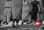 Image of Shoppers in Washington DC in 1930s Washington DC, 1936, second 9 stock footage video 65675069105