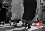 Image of Shoppers in Washington DC in 1930s Washington DC, 1936, second 12 stock footage video 65675069105