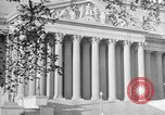 Image of United States Supreme Court building Washington DC USA, 1936, second 4 stock footage video 65675069106