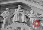 Image of United States Supreme Court building Washington DC USA, 1936, second 8 stock footage video 65675069106