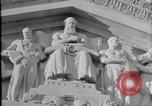 Image of United States Supreme Court building Washington DC USA, 1936, second 9 stock footage video 65675069106