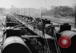 Image of oil pipeline Arkansas United States USA, 1942, second 12 stock footage video 65675069132