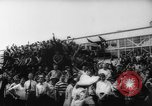 Image of launching of a ship Maine United States USA, 1942, second 10 stock footage video 65675069133