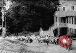 Image of vacation camp New Jersey United States USA, 1942, second 4 stock footage video 65675069134