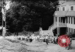Image of vacation camp New Jersey United States USA, 1942, second 7 stock footage video 65675069134