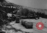 Image of Alaskan Highway Alaska USA, 1942, second 7 stock footage video 65675069141