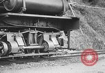 Image of a train Formosa Taiwan, 1945, second 4 stock footage video 65675069167